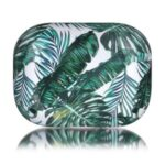 Water Transfer Printing PC Hard Case for Apple AirPods Pro – Banana Leaves